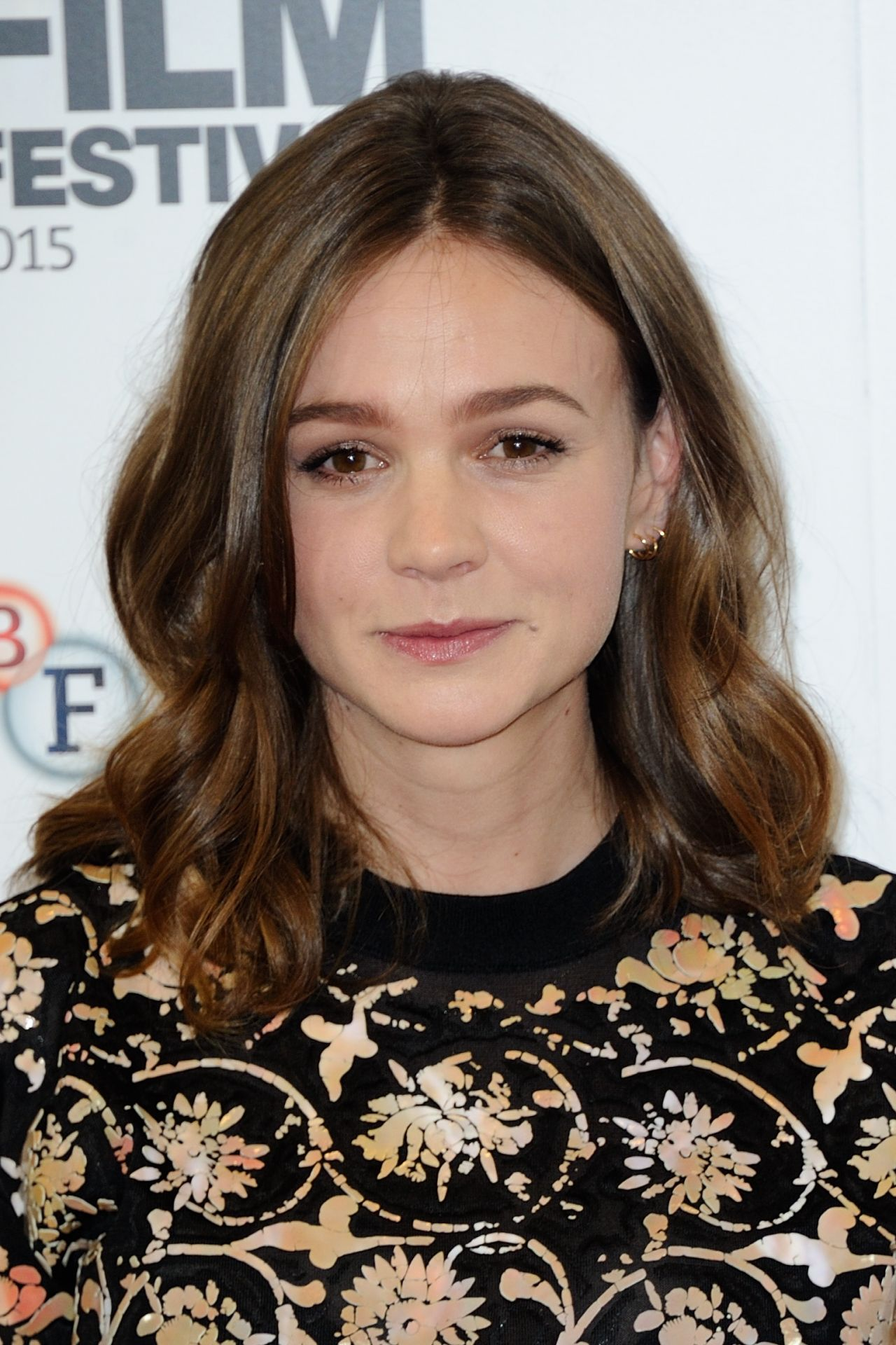 Carey Mulligan Suffragette Photocall Bfi London Film