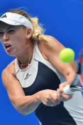 Caroline Wozniacki – 2015 China Open in Beijing – 2nd Round