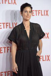 Carrie-Anne Moss - Netflix Spain