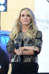 Carrie Underwood - Performing at