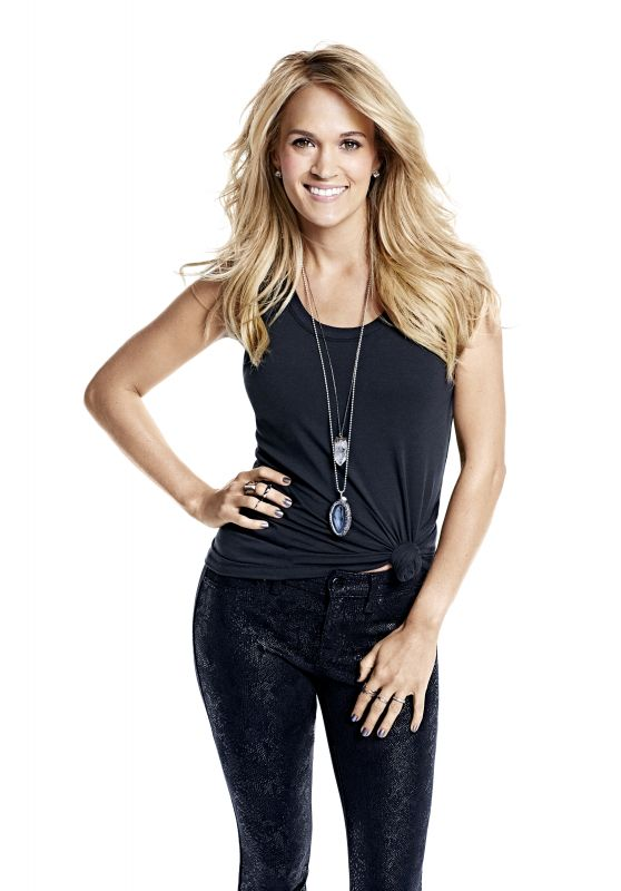 Carrie Underwood - Photoshoot for Shape USA - November 2015
