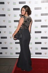 Casey Batchelor - Haven House Autumn Ball in London, October 2015