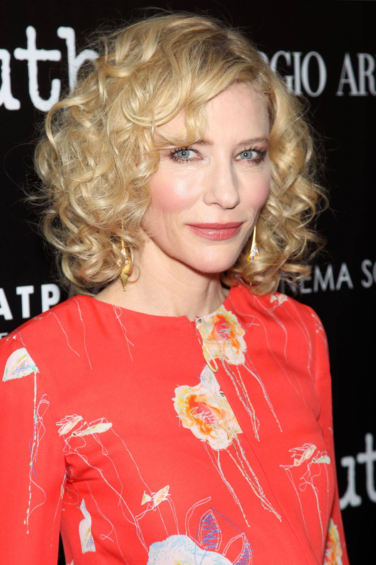 Cate Blanchett - Arriving the Premiere of