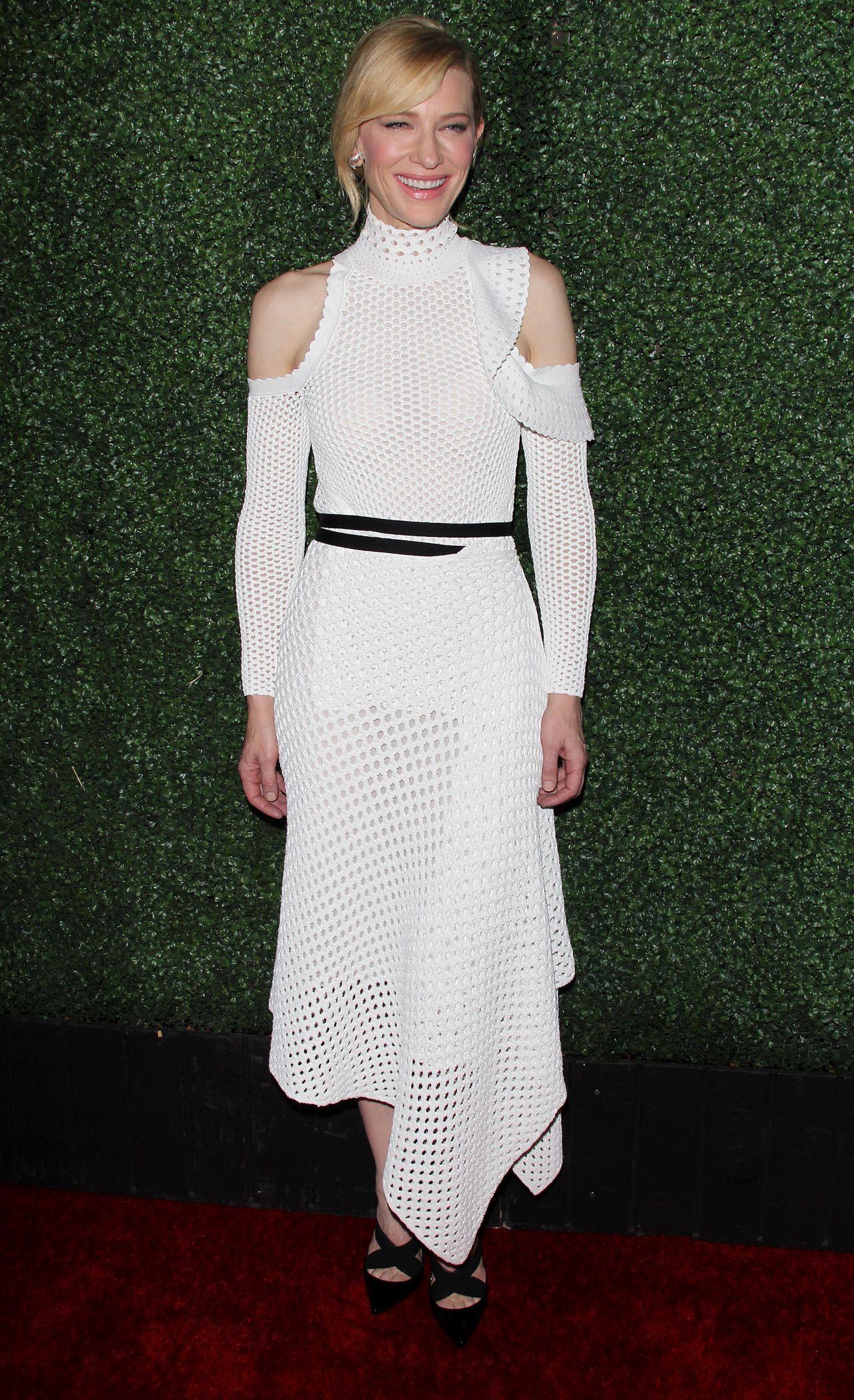 Cate Blanchett - Industry Screening of