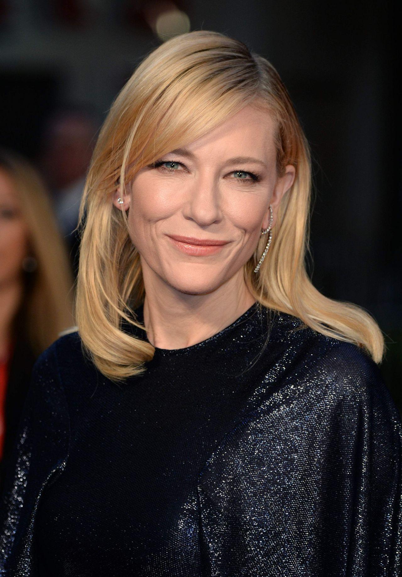 Cate Blanchett on Red ... Carey Mulligan