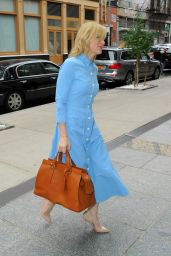 Cate Blanchett Style - Out in Soho in New York, October 2015