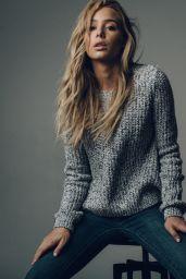 Celeste Bright - DSTLD Jeans Collection 2015