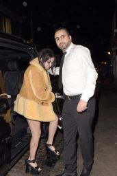 Charli XCX Night Out - London, October 2015