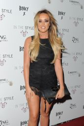 Charlotte Crosby - Binky x In The Style Launch Party in London, October 2015