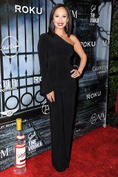 Cheryl Burke – Maxim Halloween Party in Beverly Hills, October 2015