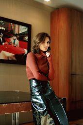 Cheryl Fernandez-Versini -  Photoshoot for Evening Stanard September 2015