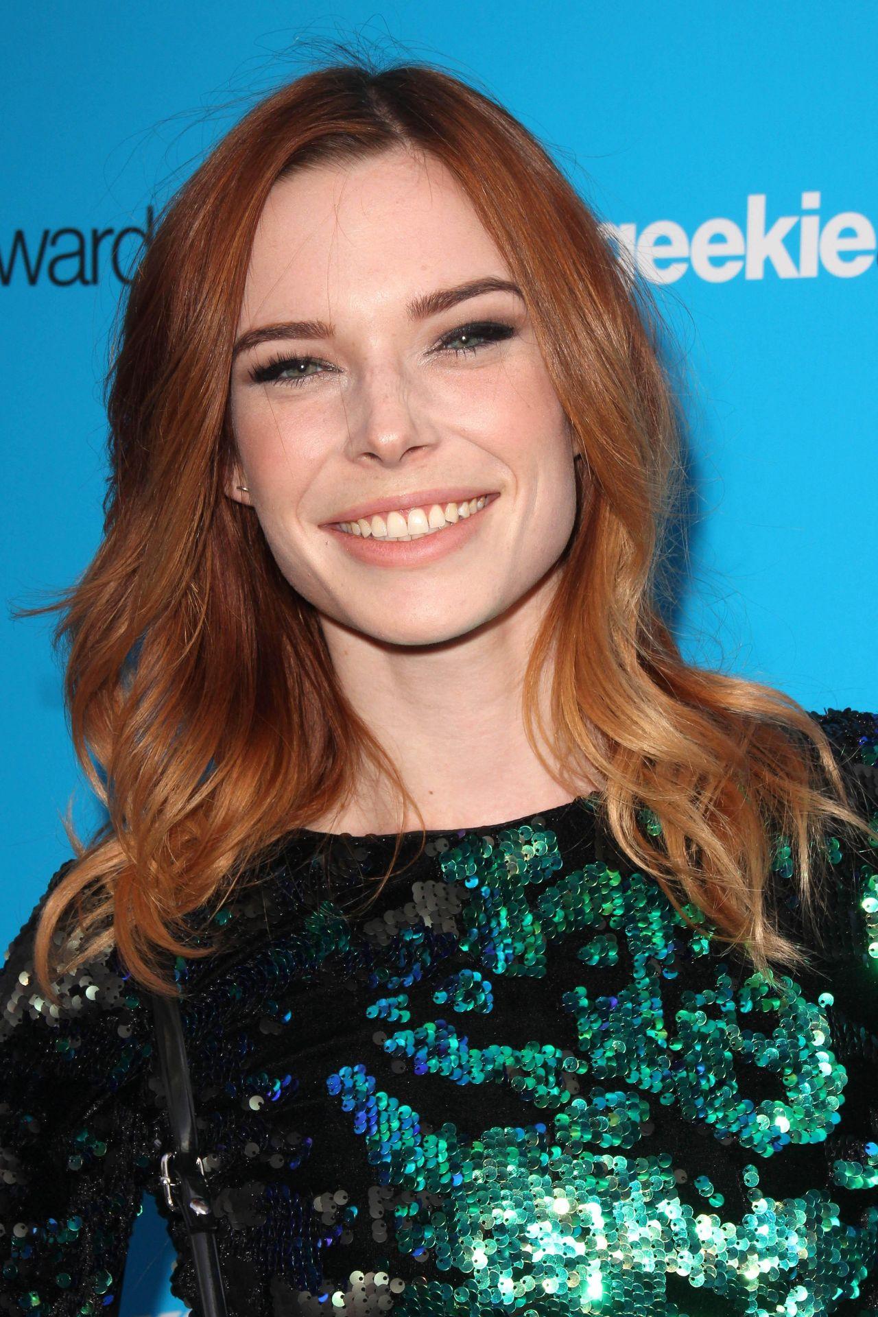 Chloe Dykstra 2015 Geekie Awards In Los Angeles