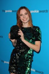 Chloe Dykstra - 2015 Geekie Awards in Los Angeles