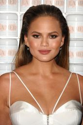 Chrissy Teigen - La Mer Celebrates 50 Years Of An Icon, October 2015