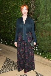 Christina Hendricks - 2015 The Rape Foundation Brunch in Beverly Hills