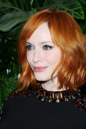 Christina Hendricks - Tacori Presents Riviera Event at the Roosevelt Hotel in Hollywood