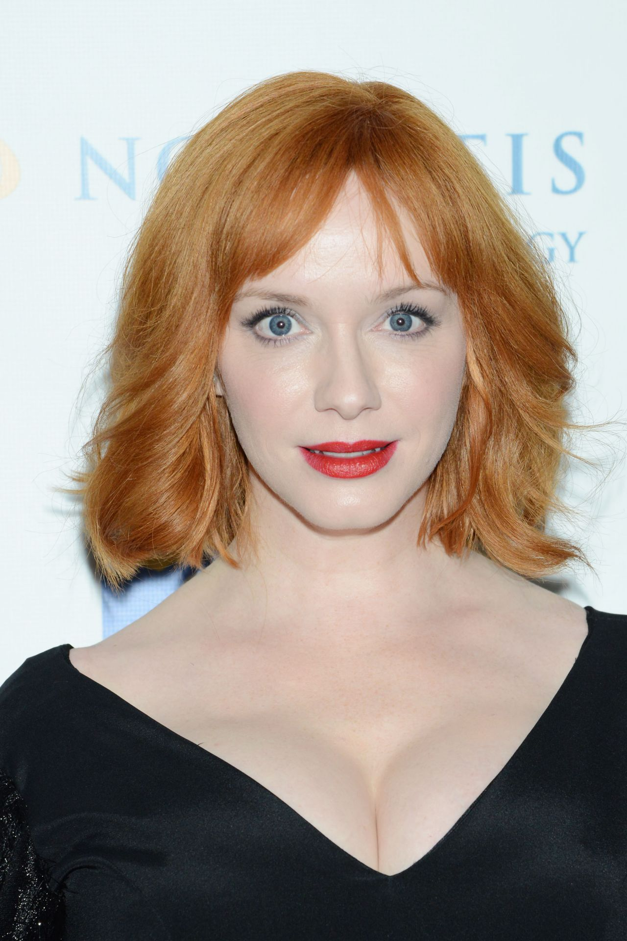 Christina Hendricks The 2015 Skin Cancer Foundation Gala