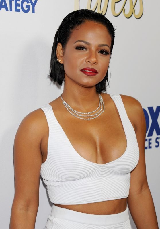 Christina Milian - Latina Media Ventures' - Latina Hot List Party in West Hollywood
