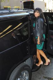 Christina Milian - Out in Manhattan, October 2015