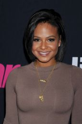 Christina Milian - Star Magazine Scene Stealers Party in Los Angeles, October 2015