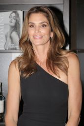 Cindy Crawford - at Her