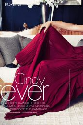 Cindy Crawford - ELLE Magazine France September 2015 Issue