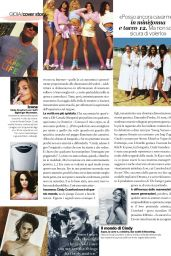 Cindy Crawford - Gioia Magazine October 2015