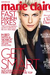 Claire Danes - Marie Claire Magazine UK November 2015 Issue