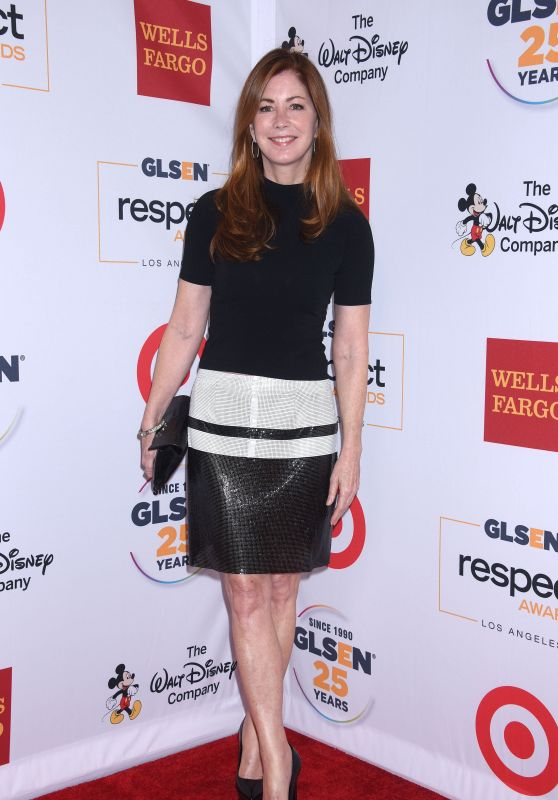 Dana Delany - 2015 GLSEN Respect Awards in Beverly Hills