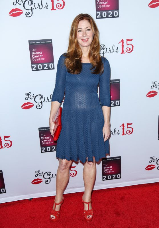 Dana Delany - 2015 Les Girls Cabaret in Los Angeles