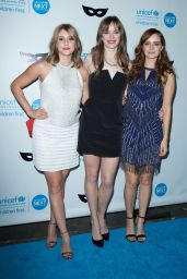 Danielle Panabaker - 2015 UNICEF Black & White Masquerade Ball in Los Angeles