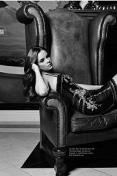 Danielle Panabaker - Regard Magazine October 2015 Issue