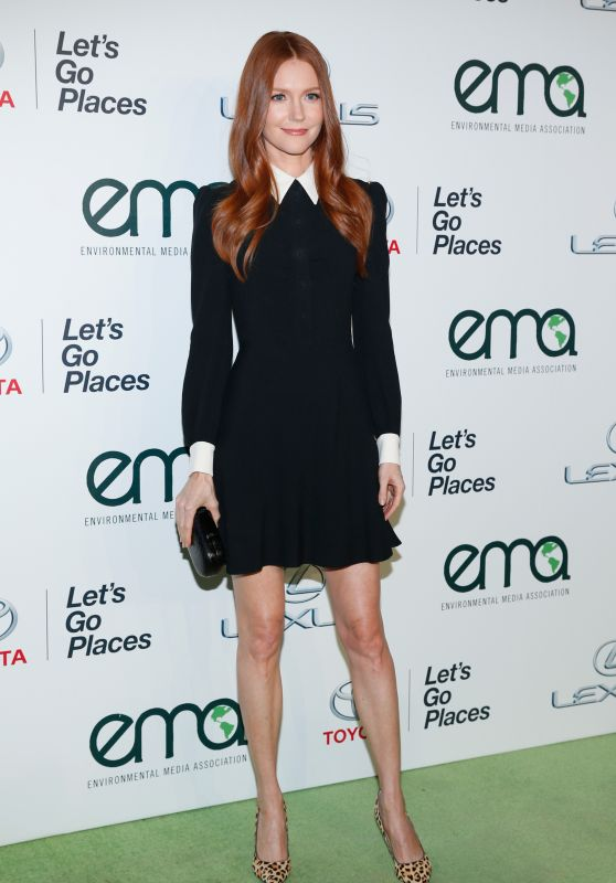Darby Stanchfield – 2015 EMA Awards in Burbank