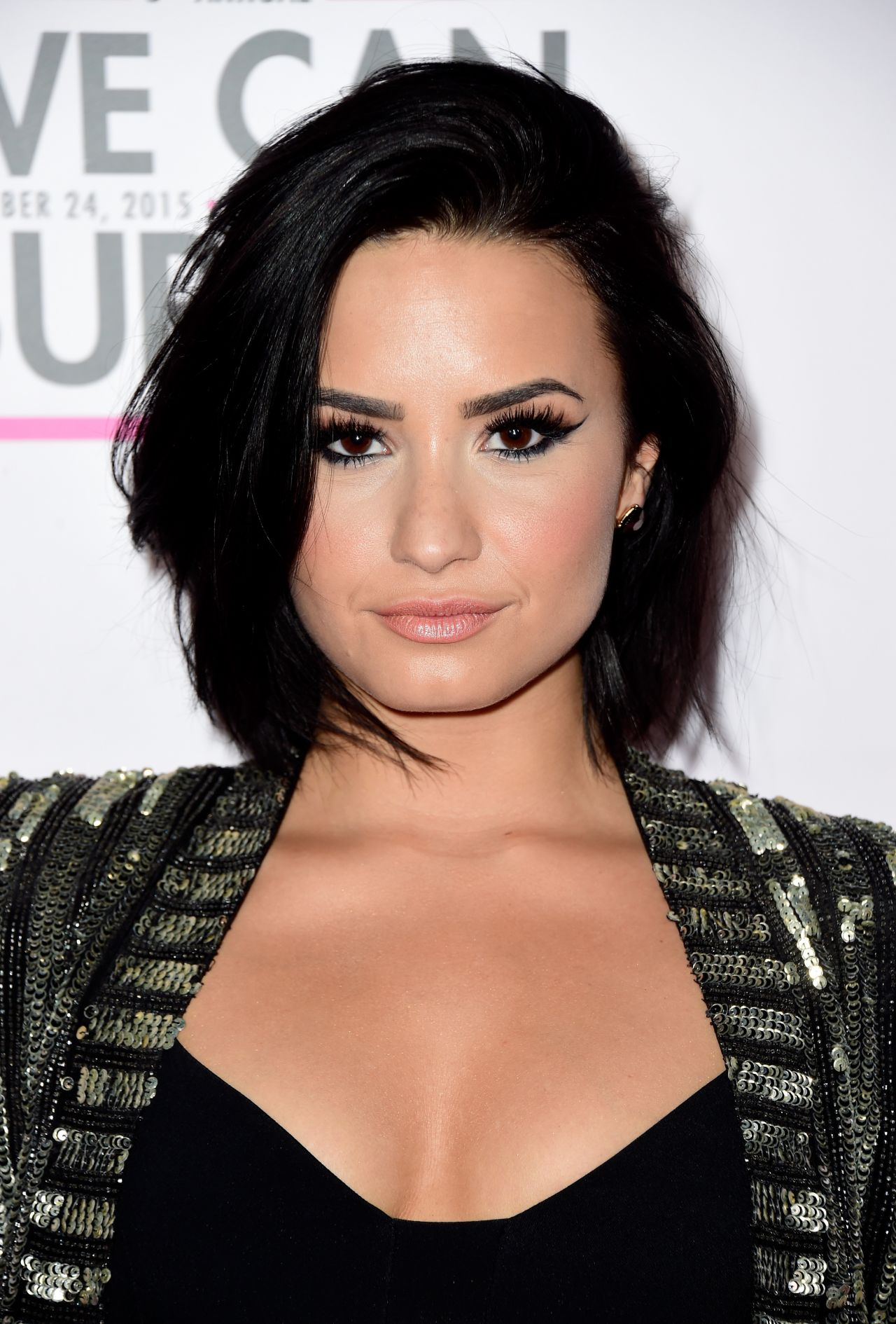 Demi Lovato - 2015 CBS Radio's 'We Can Survive' at the ...