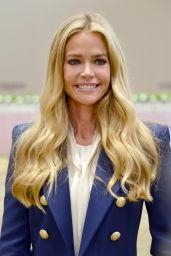Denise Richards - Longines Masters of Los Angeles, October 2015