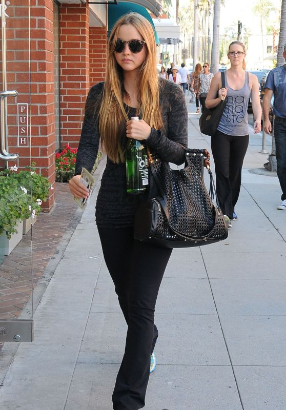 Devon Aoki - Out in Beverly Hills, September 2015
