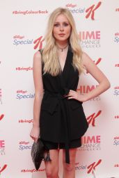 Diana Vickers - Special K Bring Colour Back Launch in London