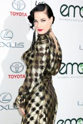 Dita Von Teese - 2015 EMA Awards in Burbank