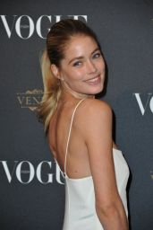 Doutzen Kroes - Vogue 95th Anniversary Party in Paris