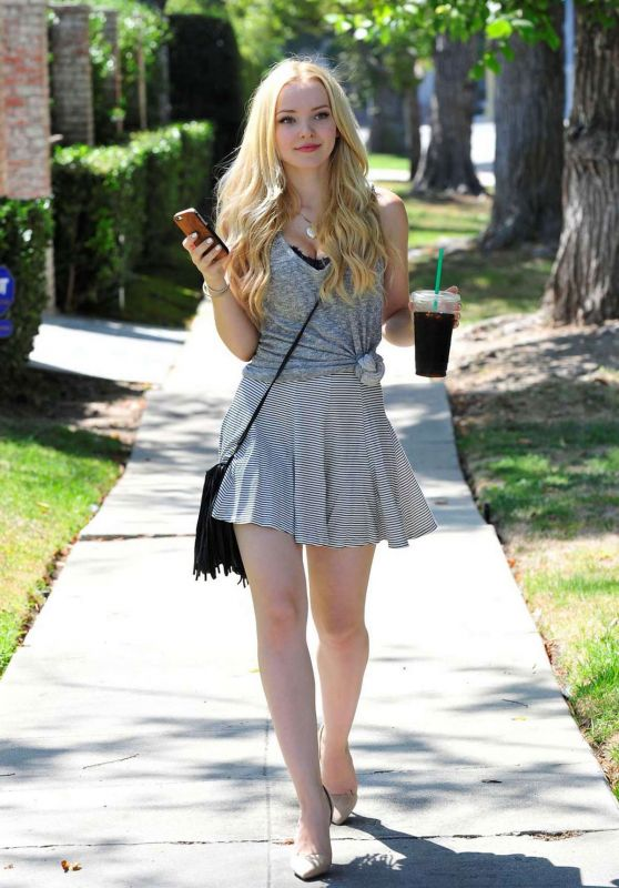 Dove Cameron - Out in Beverly Hills, October 2015