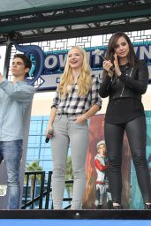 Dove Cameron - The Descendants Stars at Downtown Disney in Anaheim