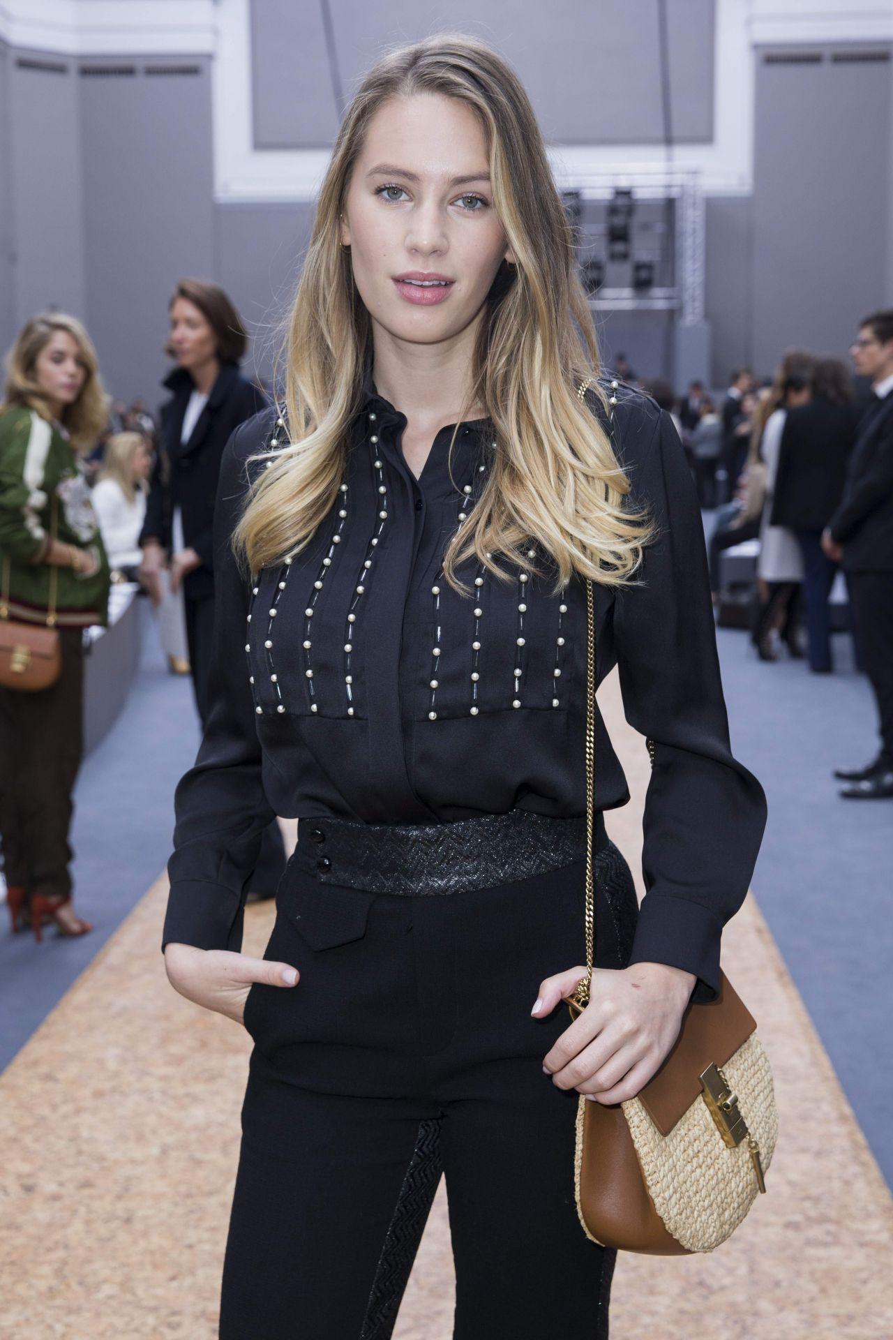 Jill Stuart Fashion Show