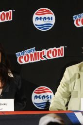 Eliza Dushku - Banshee Panel at 2015 New York Comic-Con