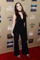 Elizabeth Gillies – FX's 'American Horror Story: Hotel' Screening in Los Angeles