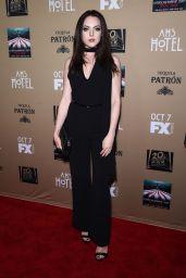 Elizabeth Gillies – FX's 'American Horror Story: Hotel' Screening in Los Angeles