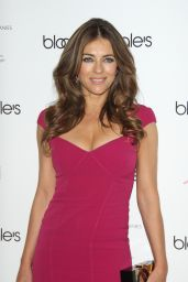 Elizabeth Hurley - Estee Lauder Breast Cancer Awareness Campaign in New York City