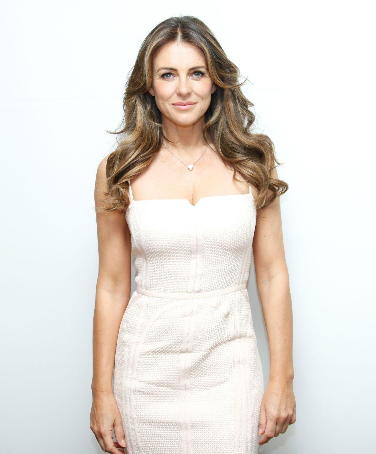 Elizabeth Hurley - 'The Royals' Press Conference in ...