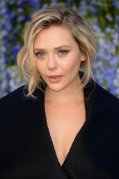Elizabeth Olsen – Christian Dior's S/S 2016 Collection – Paris Fashion Week, Part II