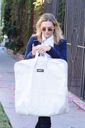 Elizabeth Olsen - Out in Los Angeles, October 2015