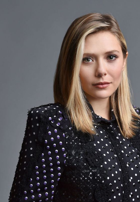 Elizabeth Olsen - Portraits for I Saw The Light - October 2015